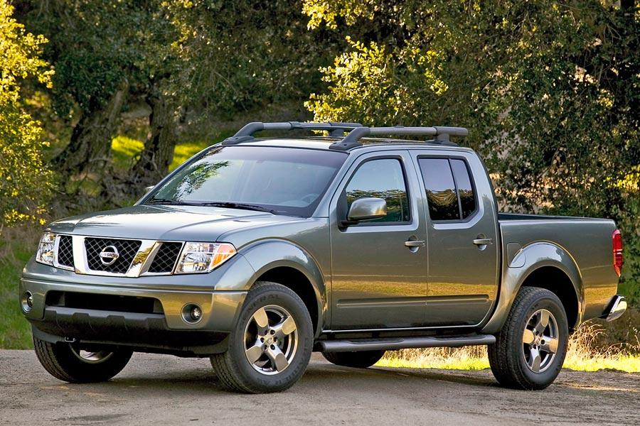 2006 nissan frontier overview. Black Bedroom Furniture Sets. Home Design Ideas
