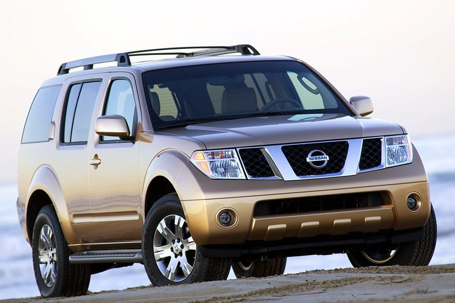 2006 nissan pathfinder reviews specs and prices. Black Bedroom Furniture Sets. Home Design Ideas