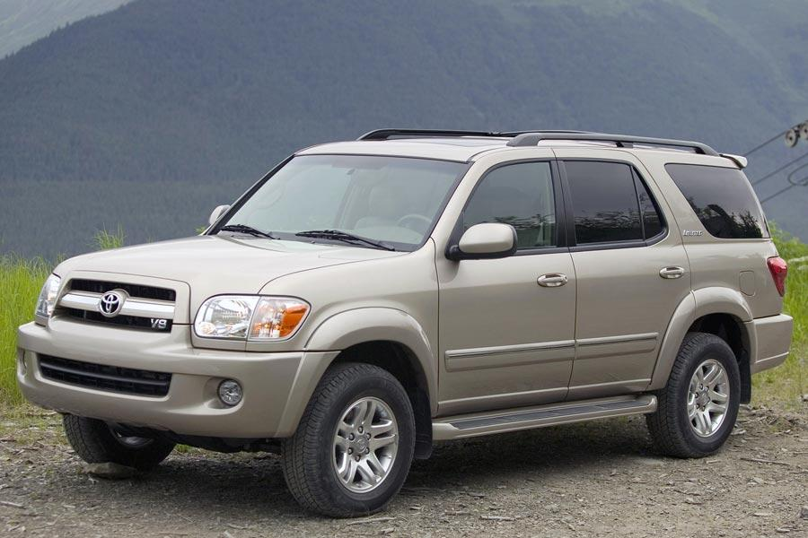 2006 toyota sequoia reviews specs and prices. Black Bedroom Furniture Sets. Home Design Ideas