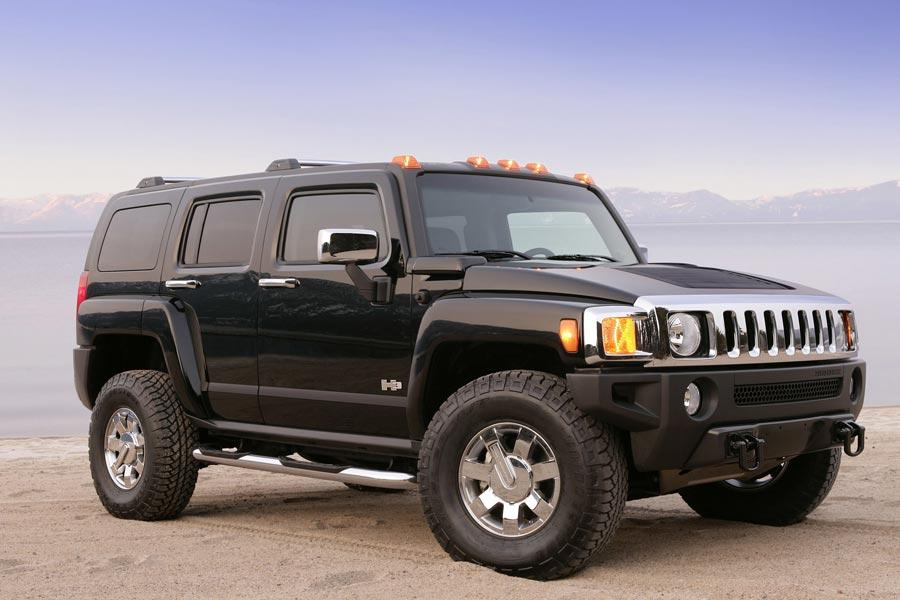 2006 hummer h3 specs pictures trims colors. Black Bedroom Furniture Sets. Home Design Ideas