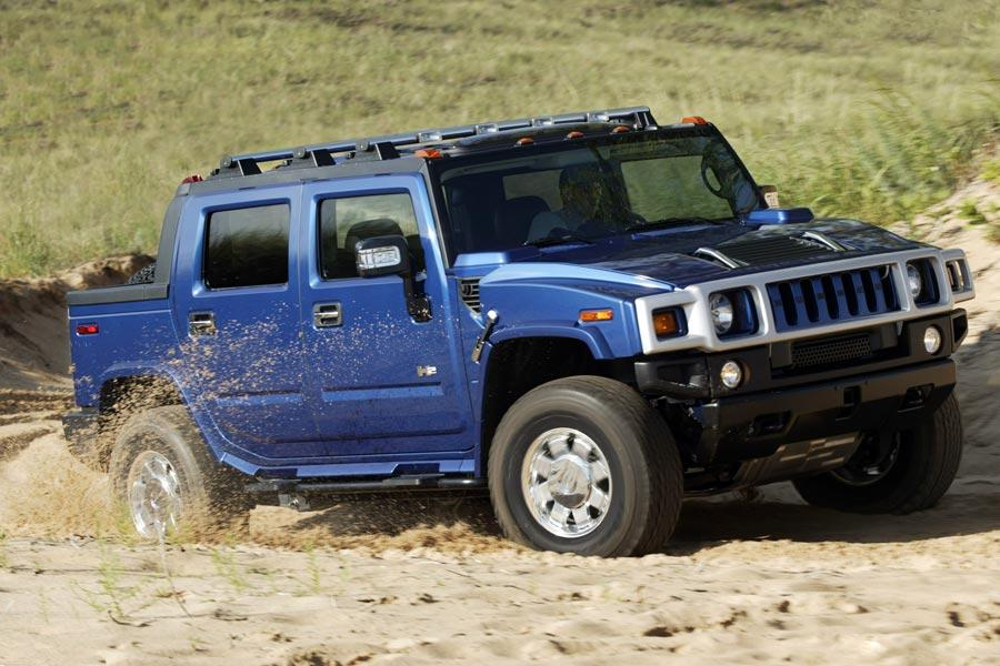2006 Hummer H2 Photo 4 of 8