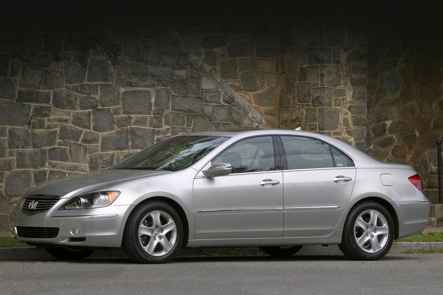 2006 Acura RL Photo 2 of 4