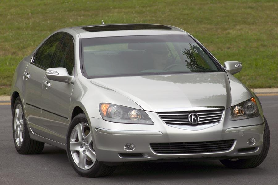 2006 Acura RL Photo 3 of 4