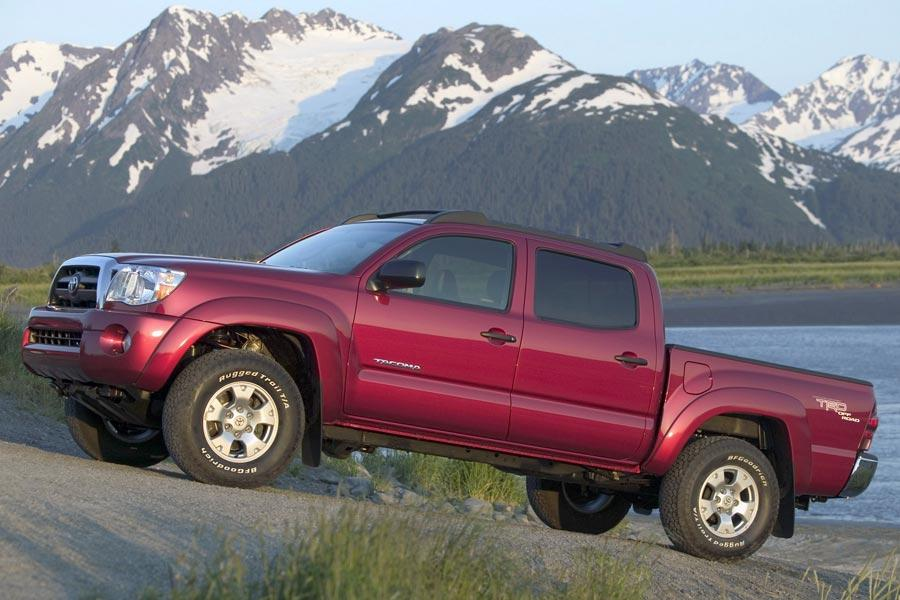 2006 toyota tacoma reviews specs and prices. Black Bedroom Furniture Sets. Home Design Ideas