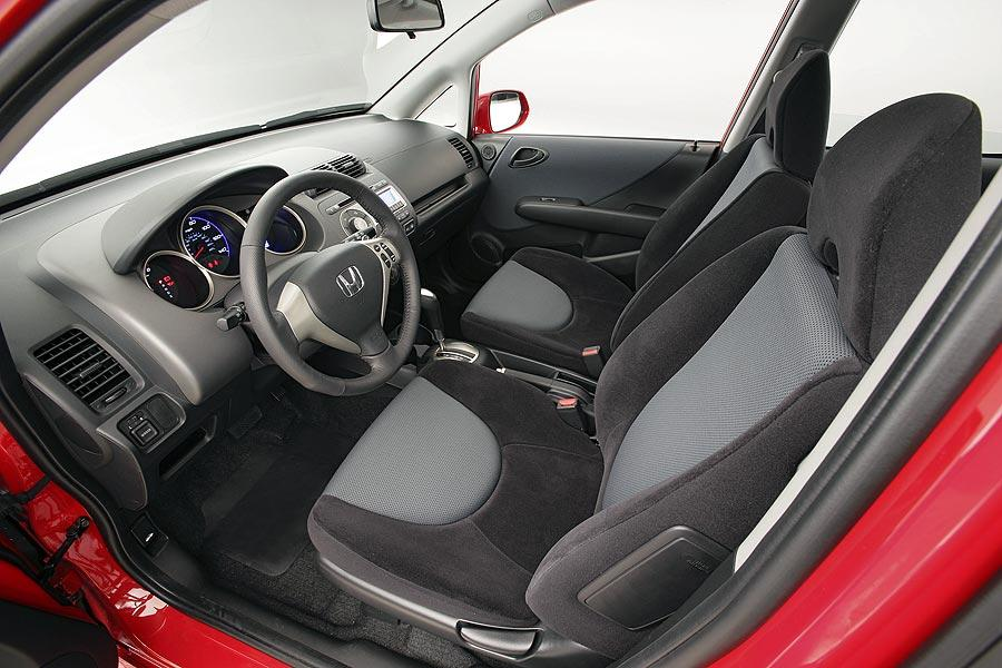 2007 honda fit reviews specs and prices. Black Bedroom Furniture Sets. Home Design Ideas