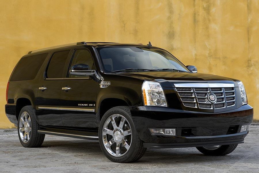2007 cadillac escalade esv overview. Black Bedroom Furniture Sets. Home Design Ideas