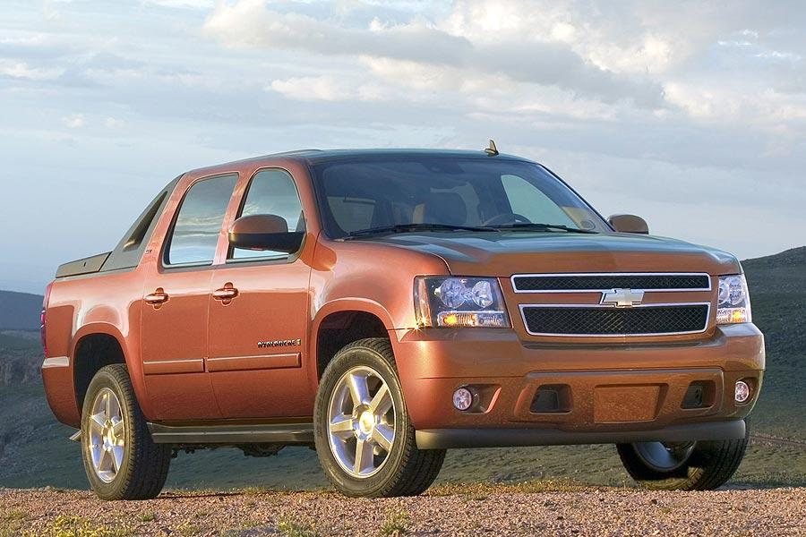 2007 Chevrolet Avalanche Photo 3 of 15