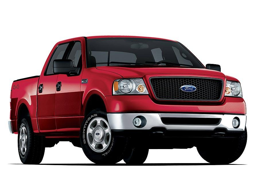 2006 ford f 150 overview. Black Bedroom Furniture Sets. Home Design Ideas