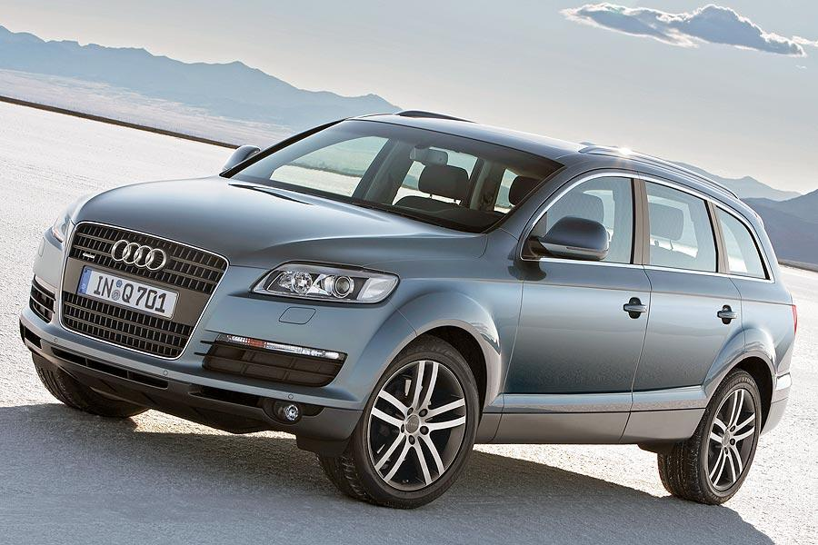 2007 Audi Q7 Overview Cars Com