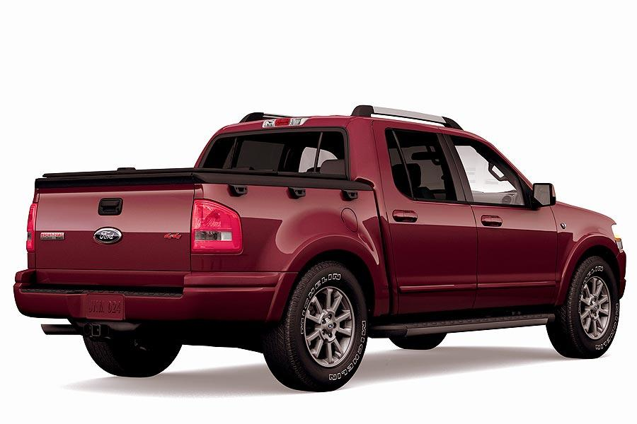 2007 ford explorer sport trac reviews specs and prices. Black Bedroom Furniture Sets. Home Design Ideas