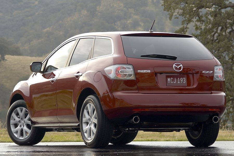 2007 mazda cx 7 reviews specs and prices. Black Bedroom Furniture Sets. Home Design Ideas
