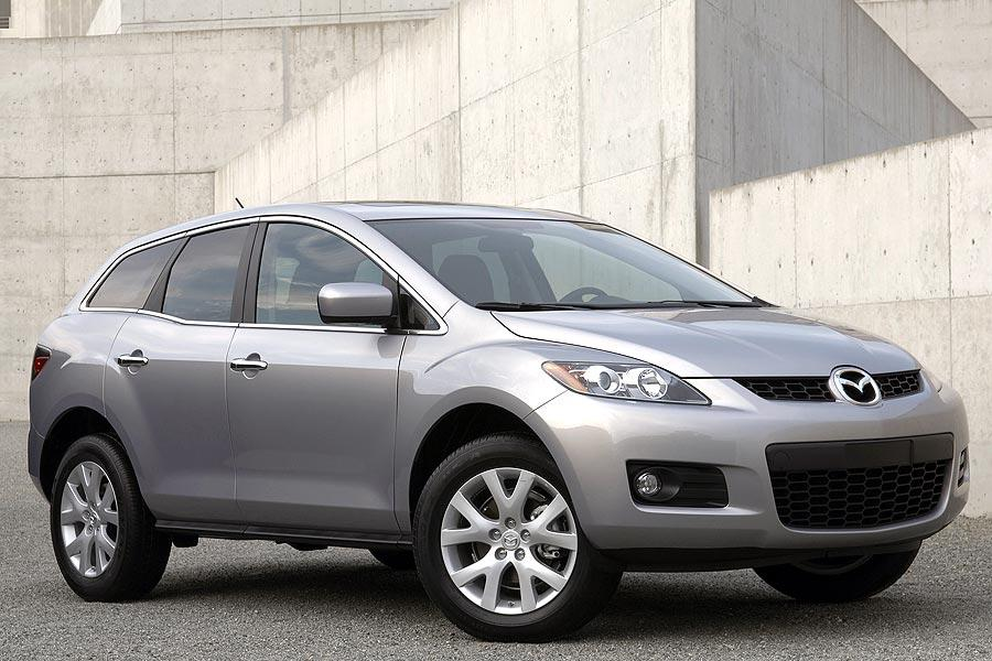 2007 Mazda Cx 7 Overview Cars Com