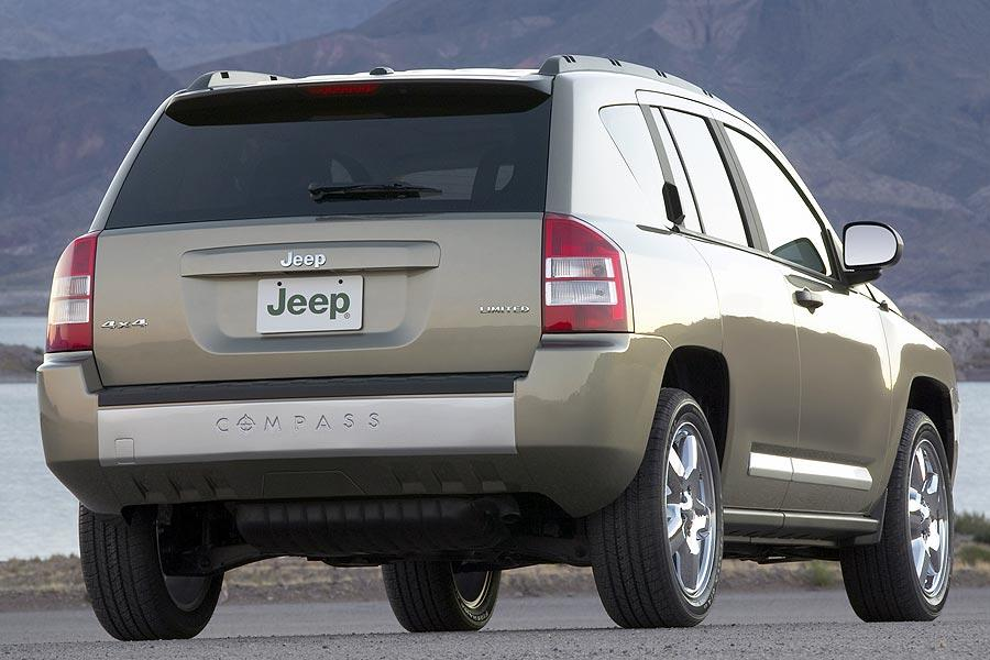 2007 Jeep Compass Overview Cars Com