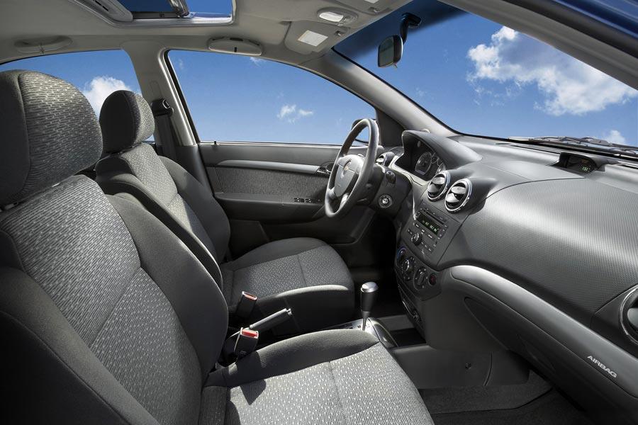 2007 Chevrolet Aveo Specs Pictures Trims Colors