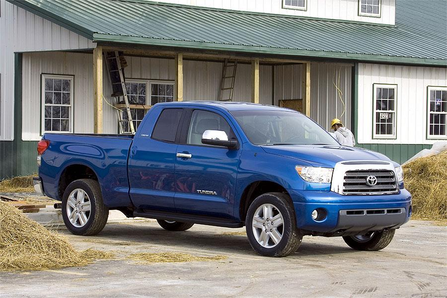 2007 toyota tundra overview. Black Bedroom Furniture Sets. Home Design Ideas