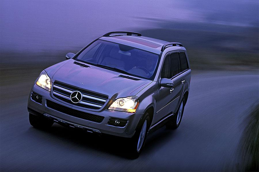 2007 Mercedes-Benz GL-Class Photo 2 of 5