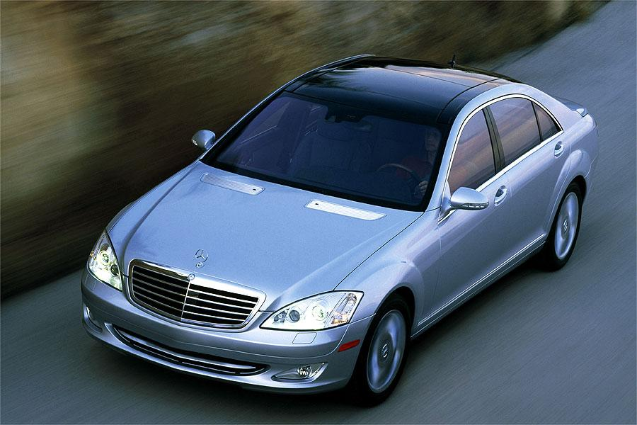 2007 Mercedes-Benz S-Class Photo 3 of 5