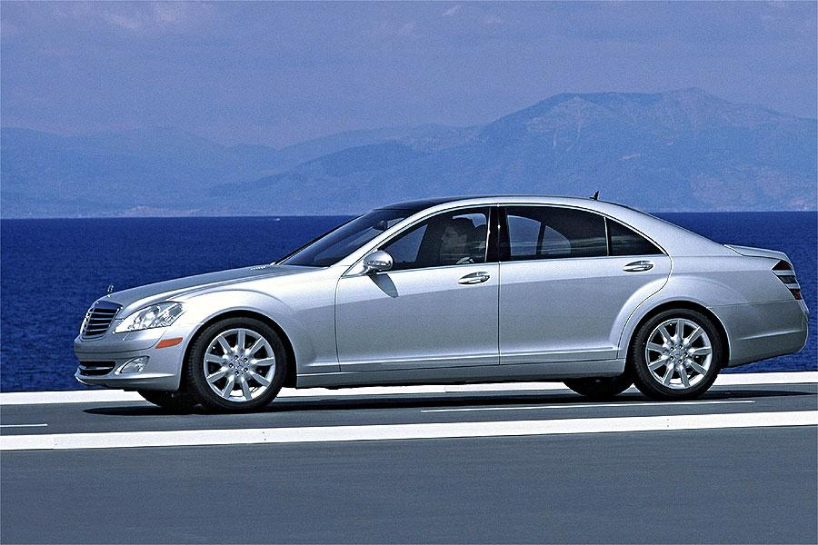 2007 Mercedes-Benz S-Class Photo 1 of 5