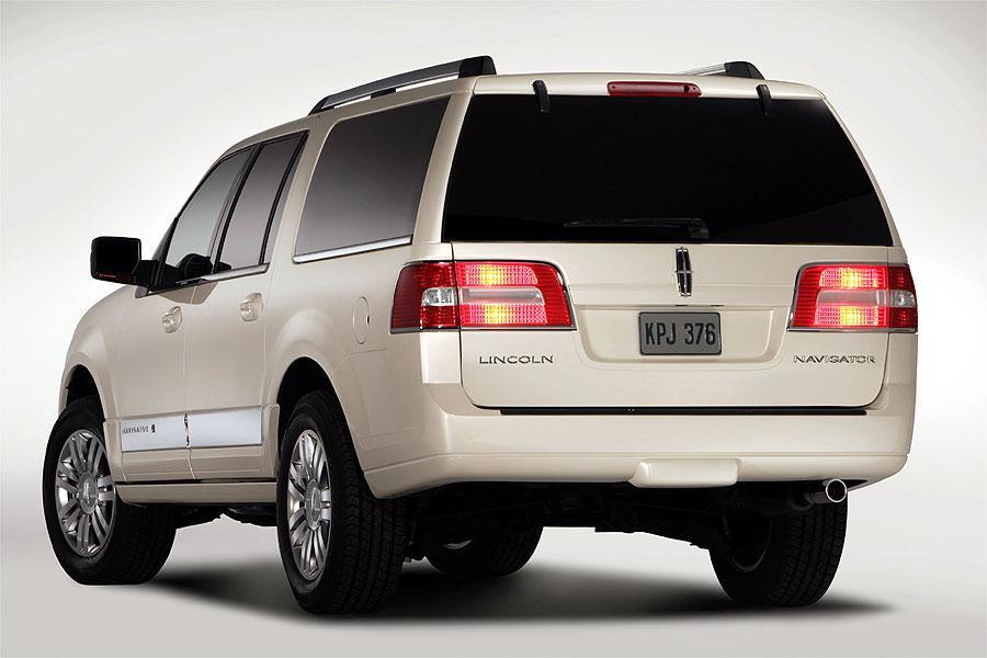 2007 Lincoln Navigator Specs Pictures Trims Colors