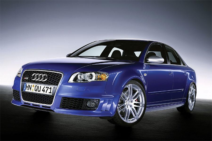 2007 Audi RS 4 Photo 1 of 6
