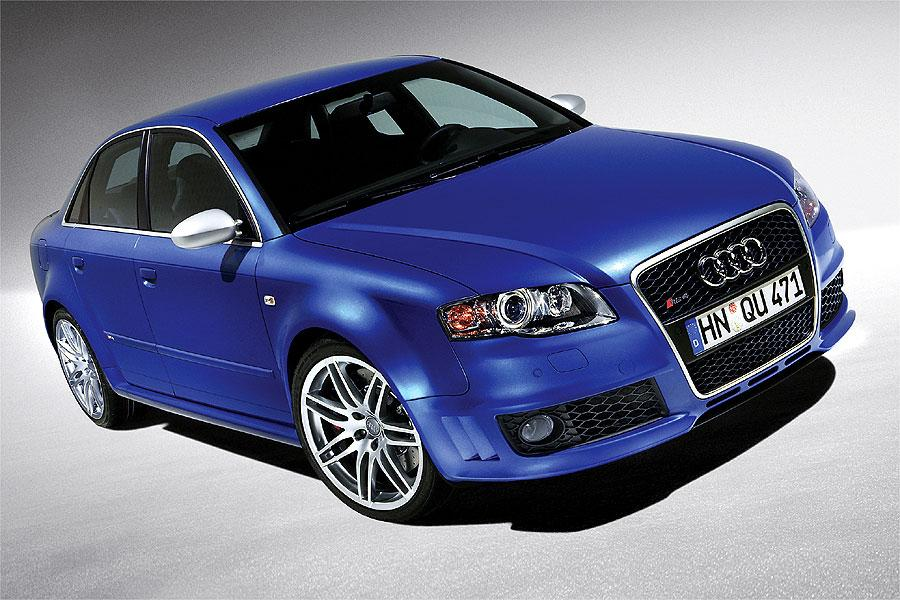 2007 Audi RS 4 Photo 2 of 6