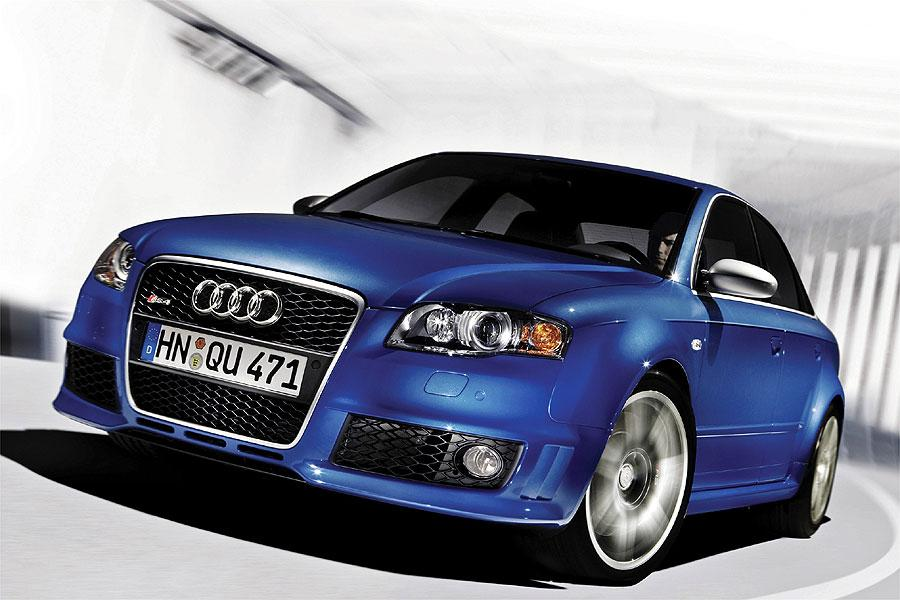 2007 Audi RS 4 Photo 3 of 6