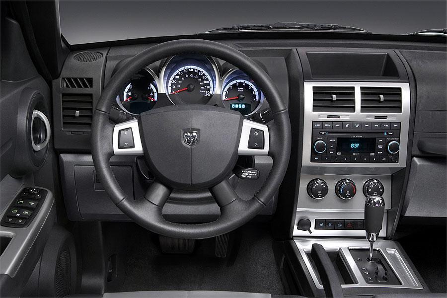 2007 Dodge Nitro Specs Pictures Trims Colors Cars Com