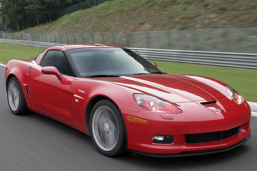 2008 Corvette For Sale >> 2006 Chevrolet Corvette Specs, Pictures, Trims, Colors || Cars.com