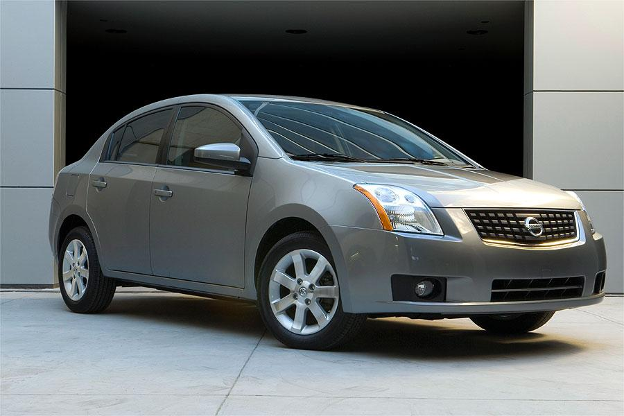 2007 Nissan Sentra Photo 1 of 7
