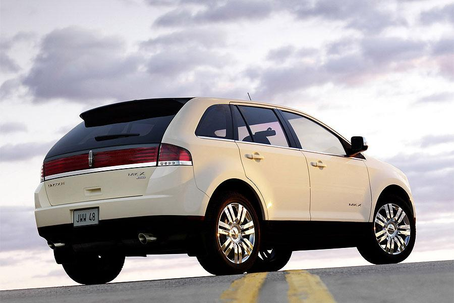 2007 Lincoln MKX Photo 2 of 7
