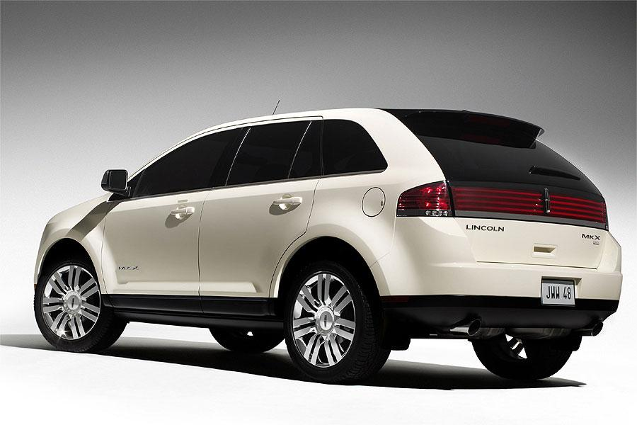 2017 Lincoln MKX : Lincoln Motor Company™ - Luxury Crossovers and ...