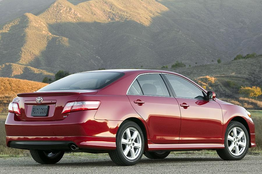 2007 Toyota Camry Photo 3 of 8