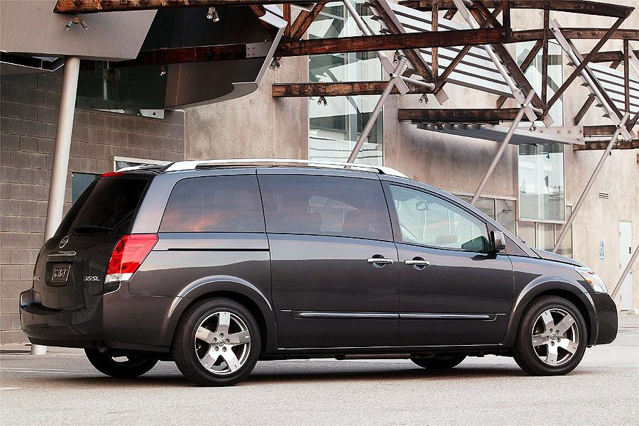 2007 Nissan Quest Photo 2 of 5