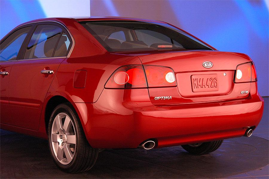 2006 Kia Optima Overview | Cars.com