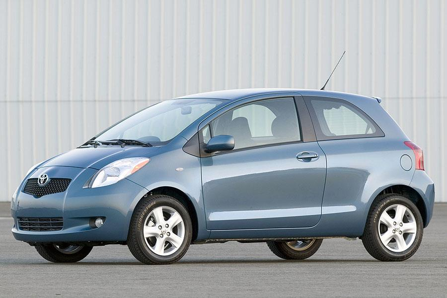 2007 Toyota Yaris Photo 5 of 8