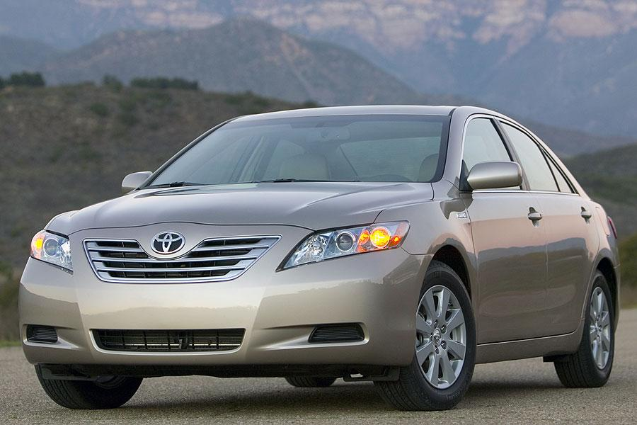 2007 Toyota Camry Hybrid Reviews, Specs And Prices