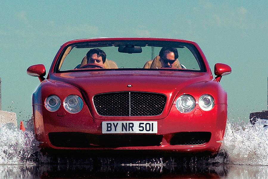 2007 Bentley Continental GTC Photo 2 of 4