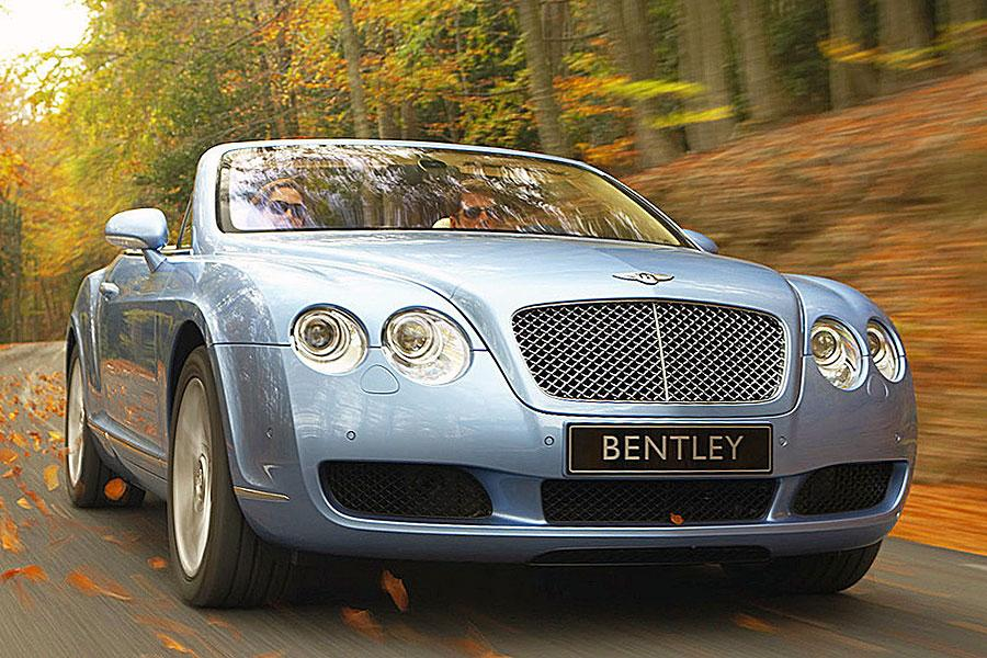 2007 Bentley Continental GTC Photo 1 of 4