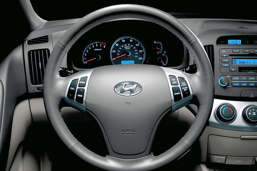 2007 Hyundai Elantra Specs Pictures Trims Colors