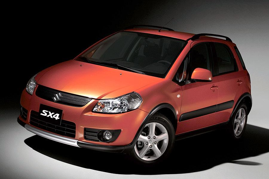 2007 Suzuki SX4 Photo 2 of 3