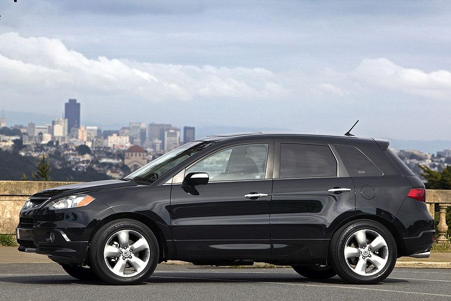 2007 Acura RDX Photo 3 of 9