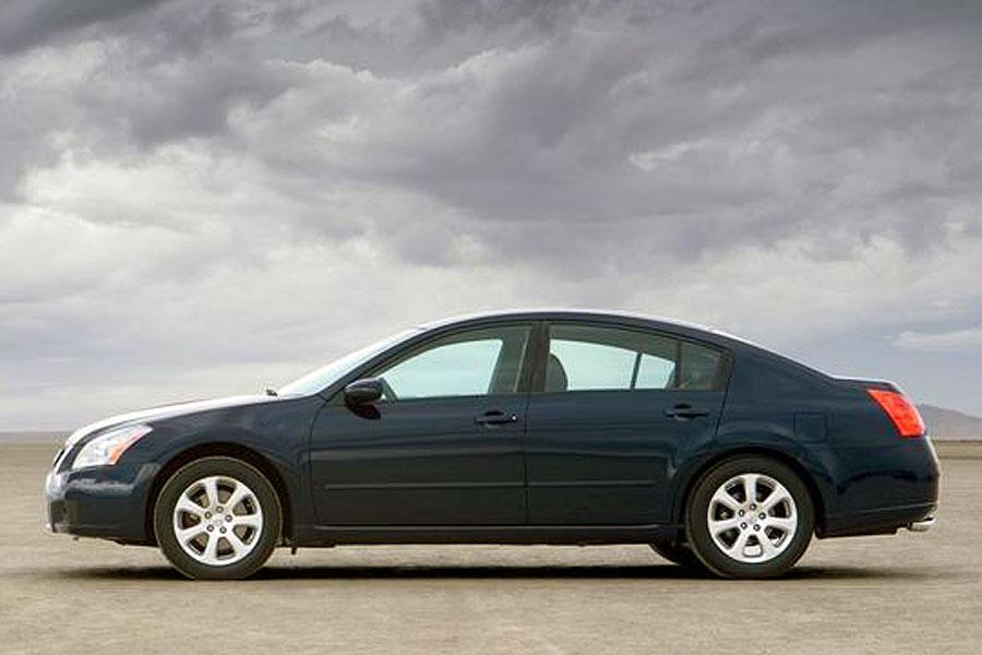 2007 Nissan Maxima Photo 2 of 4