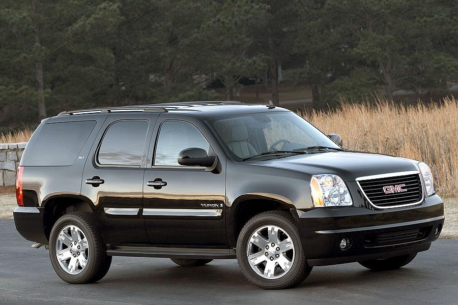 2007 gmc yukon specs pictures trims colors. Black Bedroom Furniture Sets. Home Design Ideas