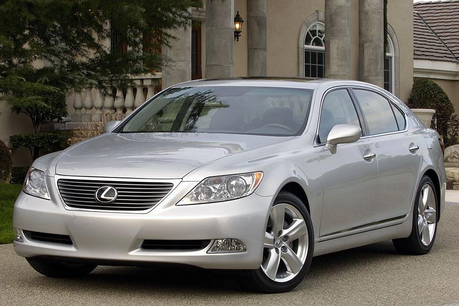 2007 lexus ls 460 reviews specs and prices. Black Bedroom Furniture Sets. Home Design Ideas