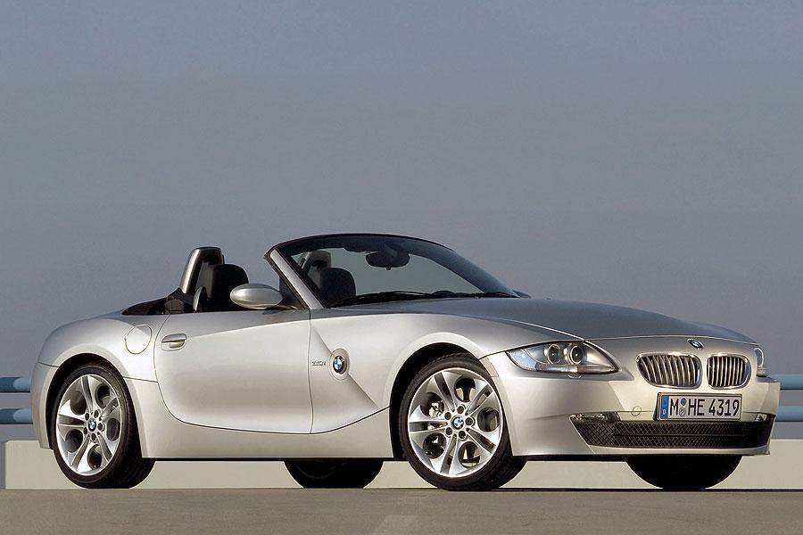 2006 bmw z4 overview. Black Bedroom Furniture Sets. Home Design Ideas