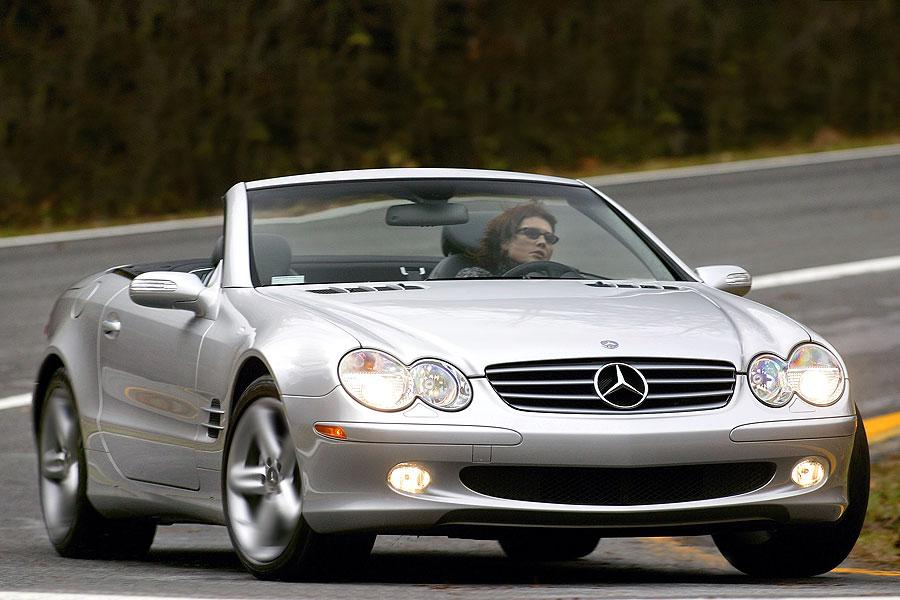 2007 Mercedes-Benz SL-Class Photo 2 of 5