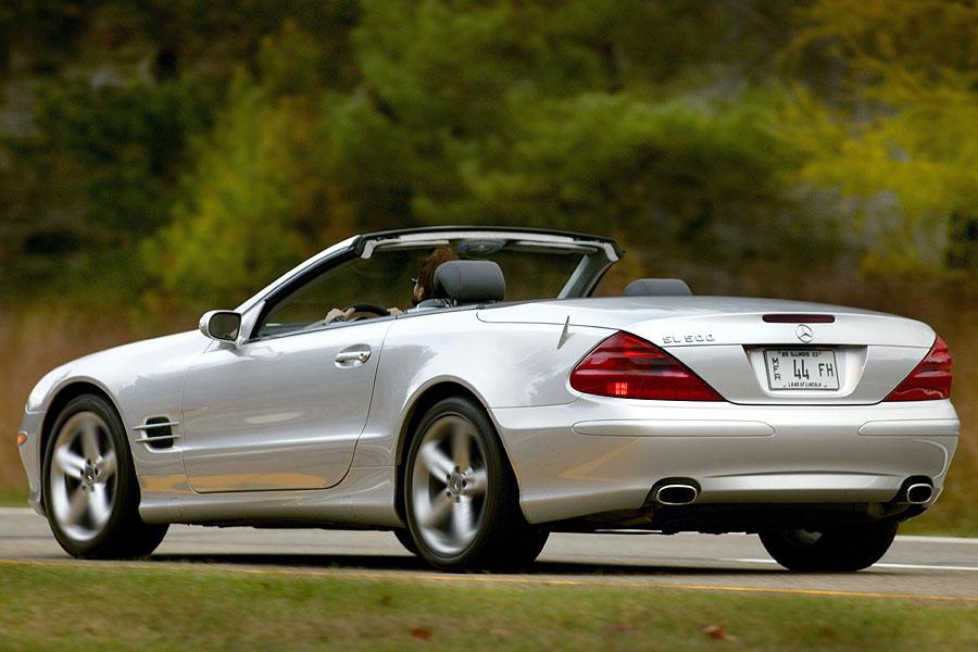 2007 Mercedes-Benz SL-Class Photo 3 of 5
