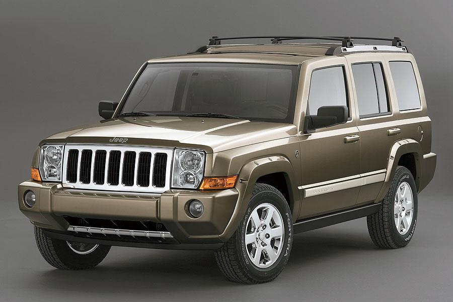 2006 Jeep Commander Photo 1 of 11