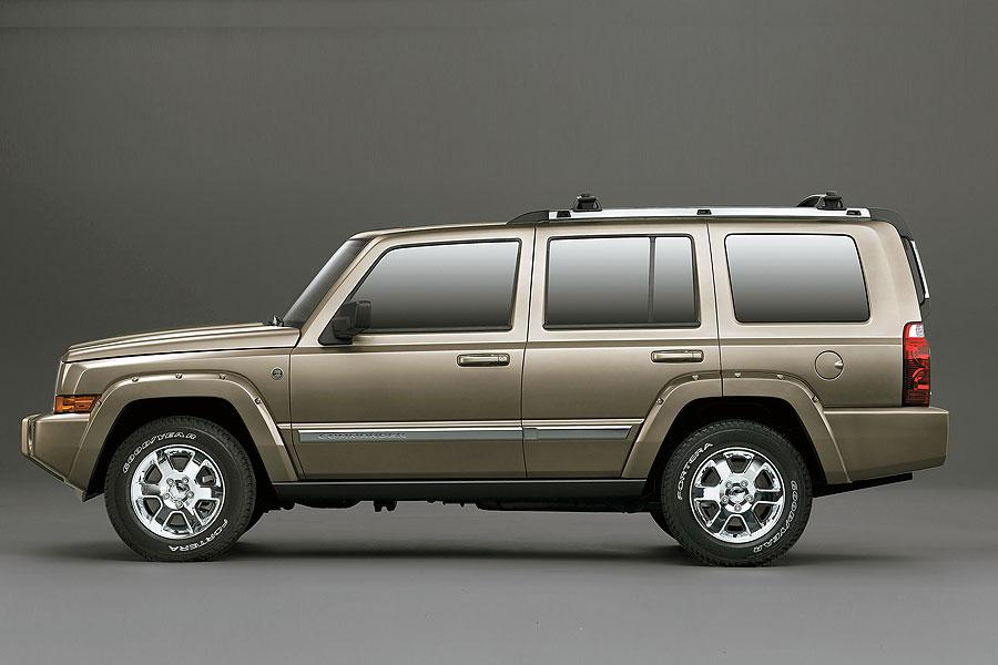 2006 Jeep Commander Photo 2 of 11