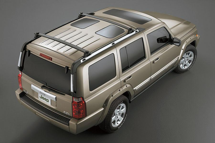 2006 Jeep Commander Photo 3 of 11